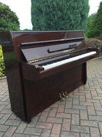 Modern upright piano  Ottostein 3 pedals  Belfast pianos