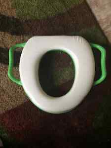 Soft Padded Potty Seat Cover