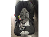 Graco baby seat car