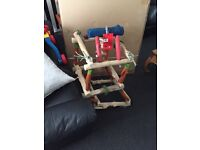 2 to 3 ft parrot toy