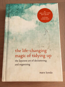 Marie Kondo - The life changing magic of tidying up