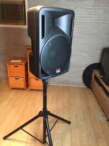 *** Super DEAL - SPEAKER PROFESSIONNEL***  comme NEUF