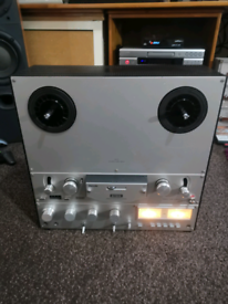Philips N7300 Reel to Reel tape recorder