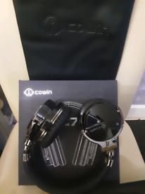Cowin e7 quality headphones brand new £20)+bluedio 3d gen brand new£25
