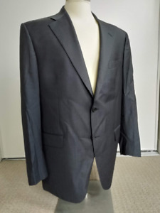 Made in Italy Tombolini Suit in Guabello Super 130s Wool sz 46R