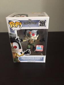 Funko Pop! Halloween Goofy (Fall Convention Exclusive)