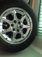 20 wheels Chevy or gmc 6 bold