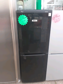 Black beko fridge freezer
