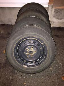 Winter tires Micheli X-ICE 195/65R15