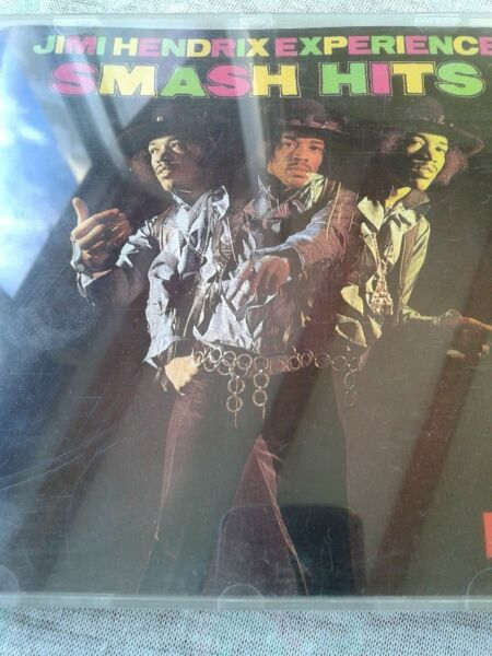 Jimi Hendrix -  Smash Hits ,68, cd