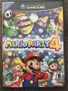 Mario Party 4 Game Cube Complet