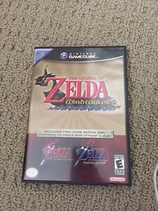 Zelda wind waker and master quest