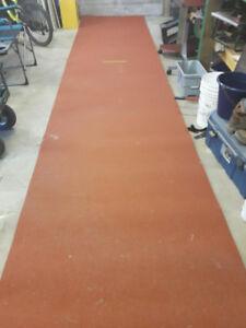 Roll of Anti Fatigue Matting for garage