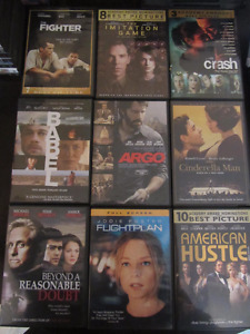 9 Hollywood hits for $16 (American Hustle, Babel, Argo, Crash)