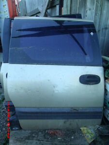 1999 Plymouth / Dodge van Sliding Door