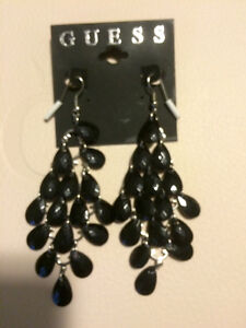 Several Brand New Guess Earrings