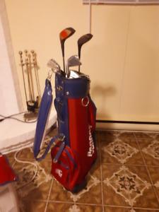 Ensemble de golf à vendre