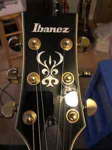 Ibanez AR325-DBS- with Hard Shell Case / Trade offers welcom Cambridge Kitchener Area image 4