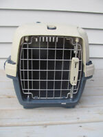 Animal crate 34 inches long x 26 h x 22 inches wide $48