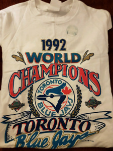 1992 World Series tshirts