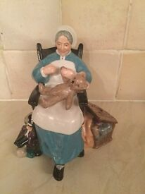 Royal Doulton HN2221 the nanny