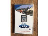 Ford sat nav sd card-europe F5 2016