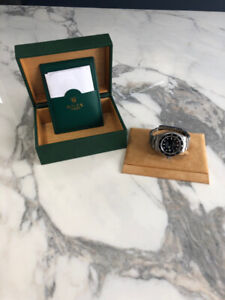 Rolex Sea-Dweller With Black Dial 40mm!! *Box and Papers*
