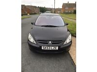 Peugeot 307 low mileage very good condition