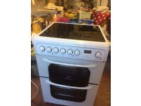 Hotpoint creda electric cooker never used