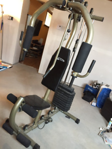 Exerciseur Multi-stations Super fitness