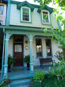 Charming Century Old Home in Leslieville with Parking