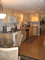 SPACIOUS 1 Bedroom FURNISHED Basement Suite