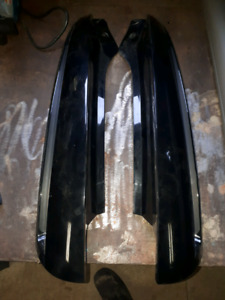 01-06 Cadillac Escalade rear quarter window filler panels