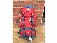 Karrimore rucksack 65L