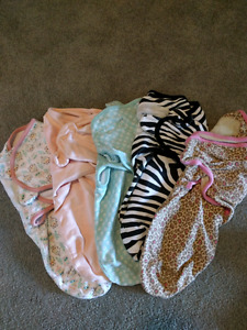 0-3 months swaddles