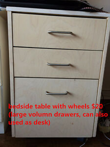 cheap sell for bedside table