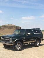 1988 Chevrolet V10 Blazer 4WD