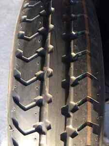 T125/70D16 Brand New Bridgestone Tire (Spare)