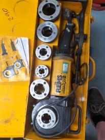 Rems amigo 240 volt pipr threader