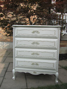 French Provincial Dresser/ Chest