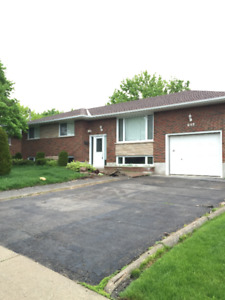 BRAND NEW 3-BDRM BASEMENT APARTMENT FOR RENT
