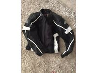 Ladies Hein Gericke Motorcycle Jacket - UK12