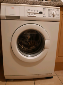 Washing machine AEG (RESERVED)