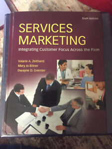 Services Marketing - 6th Edition