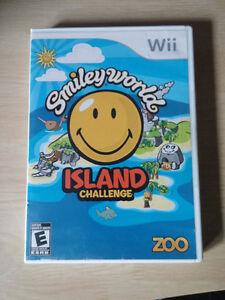 Smiley world Island challenge