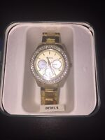 Montre Fossil gold
