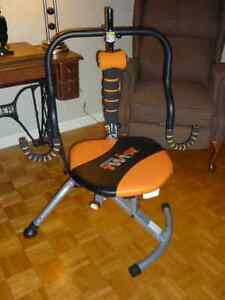 chaise d'exercise adoer twist