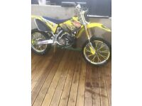 07 rm250 2 stroke (not kx yz ktm cr 450 etc)
