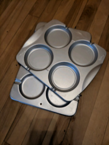 Wilton Cookie pop pans