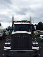 Kenworth t800 no dpf available in august